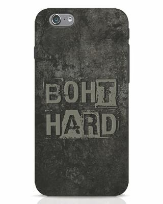 Shop Boht Hard iPhone 6 Mobile Cover-Front