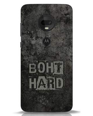 Shop Boht Hard Moto G7 Mobile Cover-Front