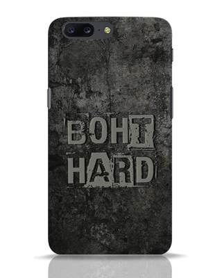 Shop Boht Hard OnePlus 5 Mobile Cover-Front