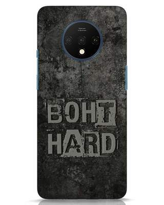 Shop Boht Hard OnePlus 7T Mobile Cover-Front