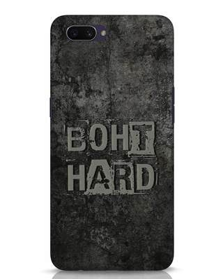 Shop Boht Hard Oppo A3S Mobile Cover-Front