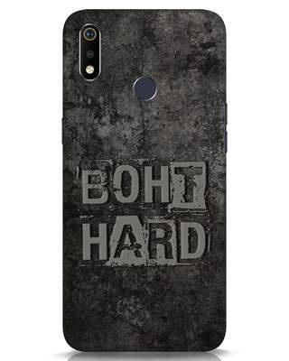 Shop Boht Hard Realme 3i Mobile Cover-Front