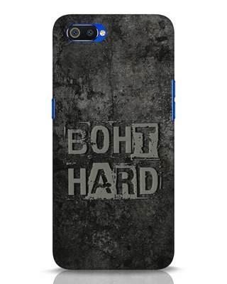 Shop Boht Hard Realme C2 Mobile Cover-Front