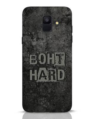 Shop Boht Hard Samsung Galaxy A6 2018 Mobile Cover-Front