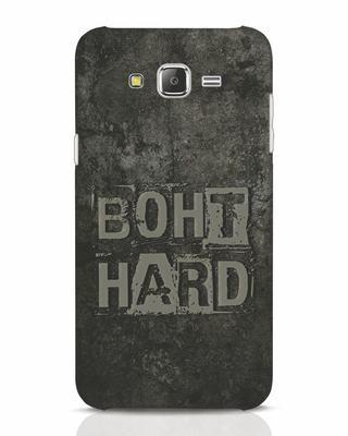 Shop Boht Hard Samsung Galaxy J7 Mobile Cover-Front