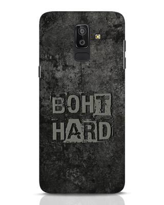 Shop Boht Hard Samsung Galaxy J8 Mobile Cover-Front