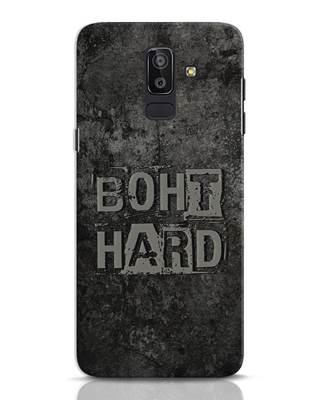 Shop Boht Hard Samsung Galaxy J8 Mobile Cover-Front