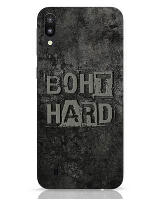 Shop Boht Hard Samsung Galaxy M10 Mobile Cover-Front