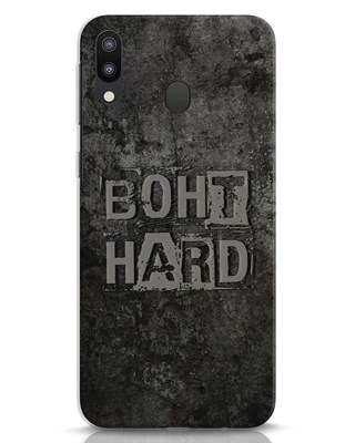 Shop Boht Hard Samsung Galaxy M20 Mobile Cover-Front