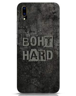 Shop Boht Hard Vivo V11 Pro Mobile Cover-Front