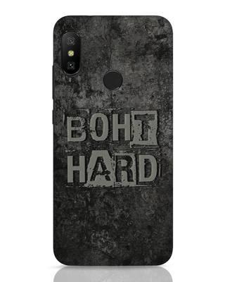 Shop Boht Hard Xiaomi Redmi Note 6 Pro Mobile Cover-Front