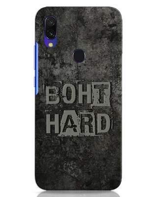 Shop Boht Hard Xiaomi Redmi Y3 Mobile Cover-Front