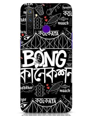 Shop Bong Connection Doodle Realme 5 Pro Mobile Cover-Front