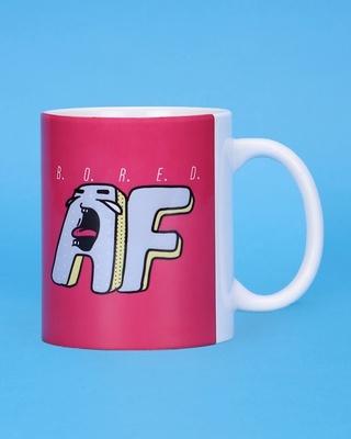 Shop Bored AF Mug-320 ml-Front