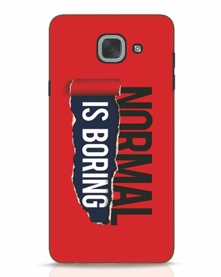Shop Boring Normal Samsung Galaxy J7 Max Mobile Cover-Front