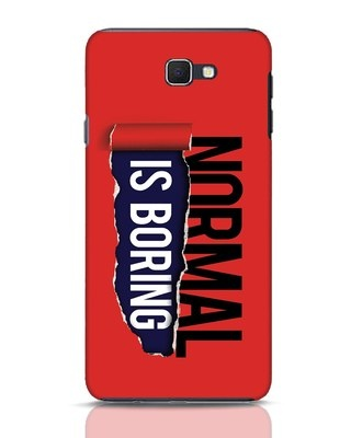 Shop Boring Normal Samsung Galaxy J7 Prime Mobile Cover-Front
