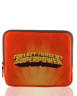 Shop Boriya Lazy Superpower Tab Sleeve-Front