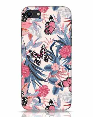Shop Botany iPhone SE 2020 Mobile Cover-Front