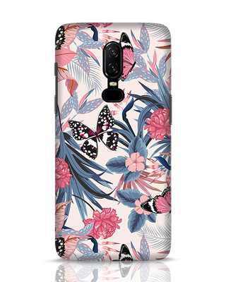Shop Botany OnePlus 6 Mobile Cover-Front
