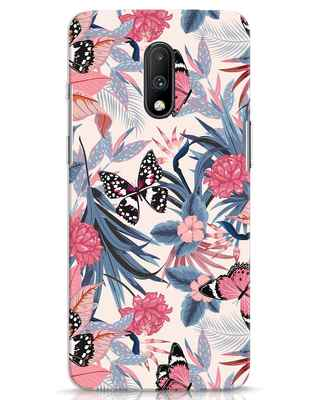 Shop Botany OnePlus 7 Mobile Cover-Front