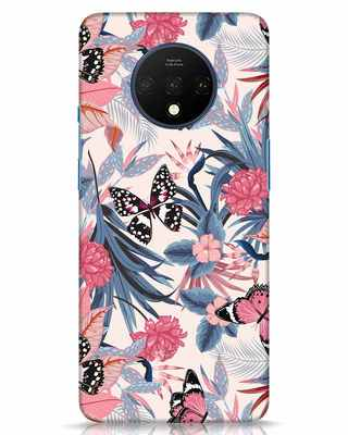 Shop Botany OnePlus 7T Mobile Cover-Front
