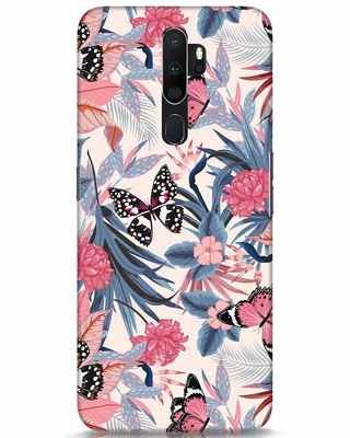 Shop Botany Oppo A5 2020 Mobile Cover-Front