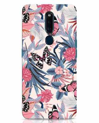 Shop Botany Oppo F11 Pro Mobile Cover-Front