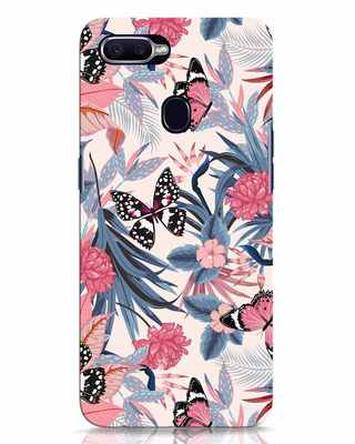 Shop Botany Oppo F9 Pro Mobile Cover-Front