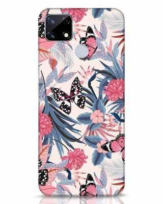 Shop Botany Realme Narzo 20 Mobile Cover-Front