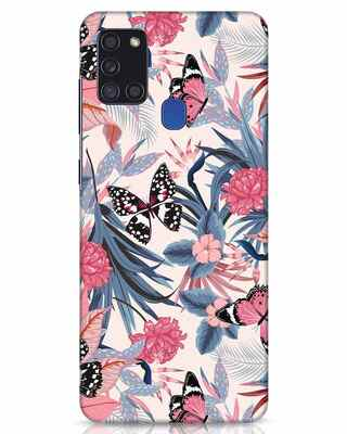 Shop Botany Samsung Galaxy A21s Mobile Cover-Front