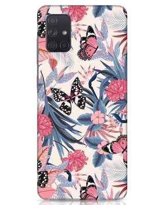 Shop Botany Samsung Galaxy A71 Mobile Cover-Front