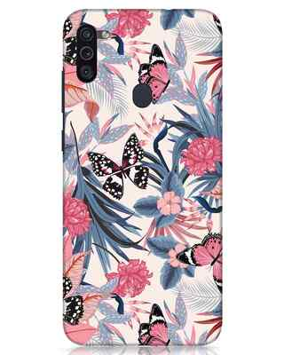 Shop Botany Samsung Galaxy M11 Mobile Cover-Front
