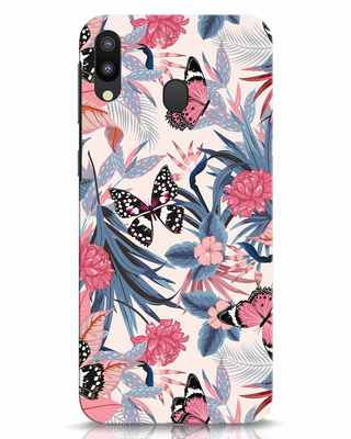 Shop Botany Samsung Galaxy M20 Mobile Cover-Front