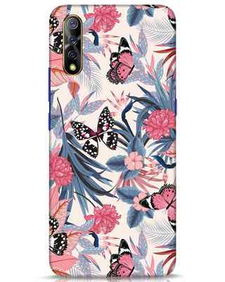 Shop Botany Vivo S1 Mobile Cover-Front
