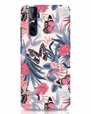 Shop Botany Vivo V15 Pro Mobile Cover-Front