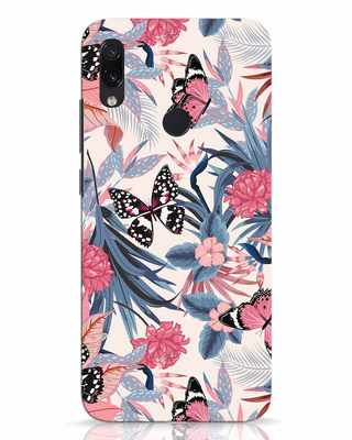 Shop Botany Xiaomi Redmi Note 7 Mobile Cover-Front