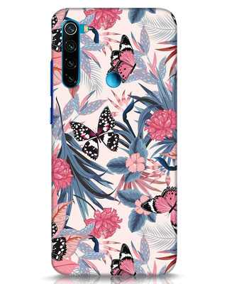 Shop Botany Xiaomi Redmi Note 8 Mobile Cover-Front