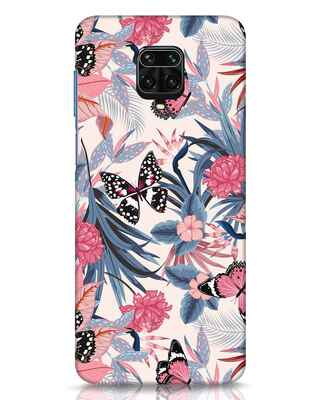 Shop Botany Xiaomi Redmi Note 9 Pro Mobile Cover-Front