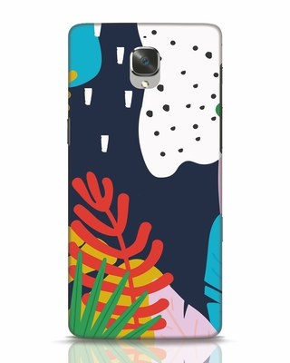 Shop Bright Tropics OnePlus 3T Mobile Cover-Front