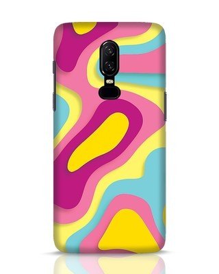 Shop Brights OnePlus 6 Mobile Cover-Front