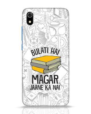 Shop Bulati Hai Books Xiaomi Redmi 7A Mobile Cover-Front