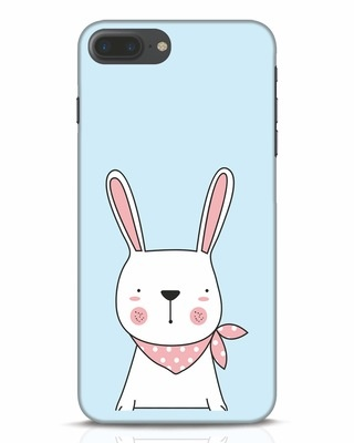 Shop Bunny Peep iPhone 7 Plus Mobile Cover-Front