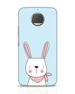 Shop Bunny Peep Moto G5s Plus Mobile Cover-Front
