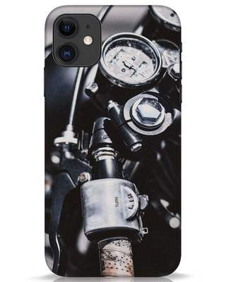 Shop Cafe Racer iPhone 11 Mobile Cover-Front