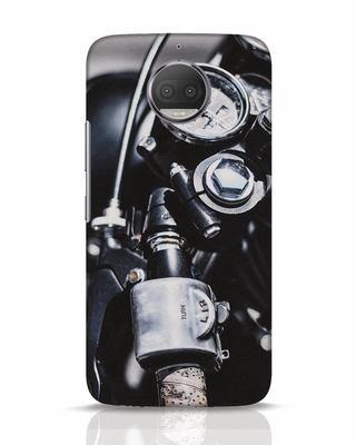 Shop Cafe Racer Moto G5s Plus Mobile Cover-Front