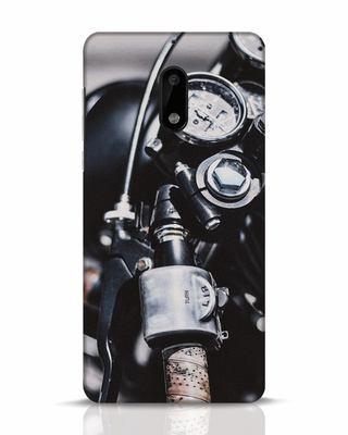 Shop Cafe Racer Nokia 6 Mobile Cover-Front