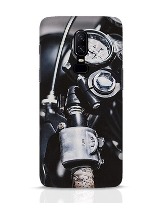 Shop Cafe Racer OnePlus 6 Mobile Cover-Front