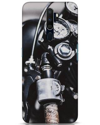 Shop Cafe Racer Oppo A9 2020 Mobile Cover-Front