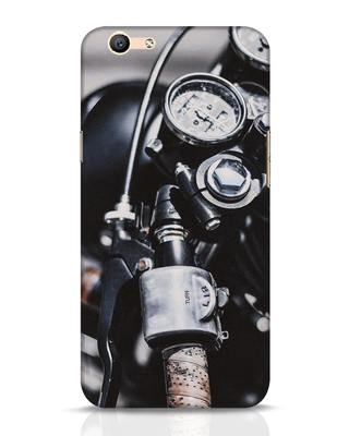 Shop Cafe Racer Oppo F1s Mobile Cover-Front