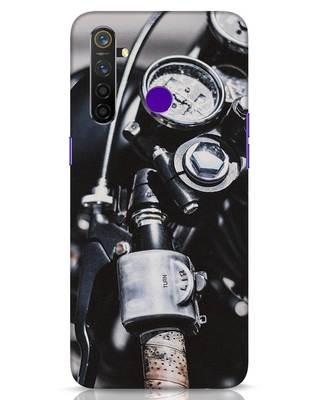 Shop Cafe Racer Realme 5 Pro Mobile Cover-Front